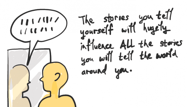 How a Page From Storytelling can Boost Your Career